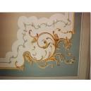 Angolo soffitto stile Liberty