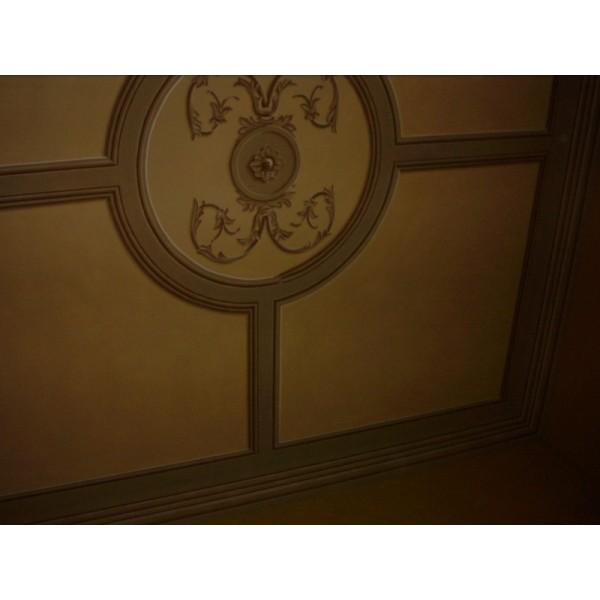 Decorazione soffitto - Decorazioni Graziano